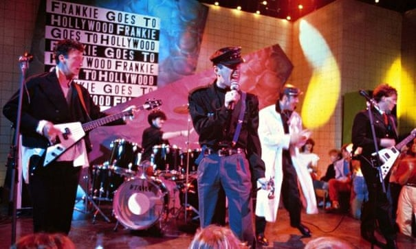 Frankie Goes To Hollywood: 'No one could touch us – people