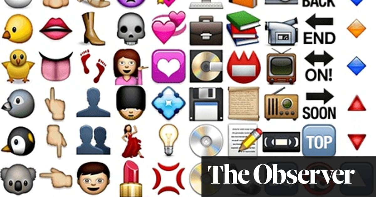 How emoji became the first truly global language