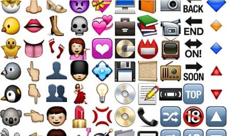 Emoji: the new global language?