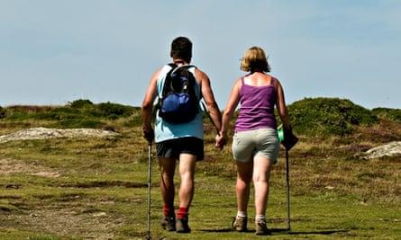 Walking reduces cancer risk