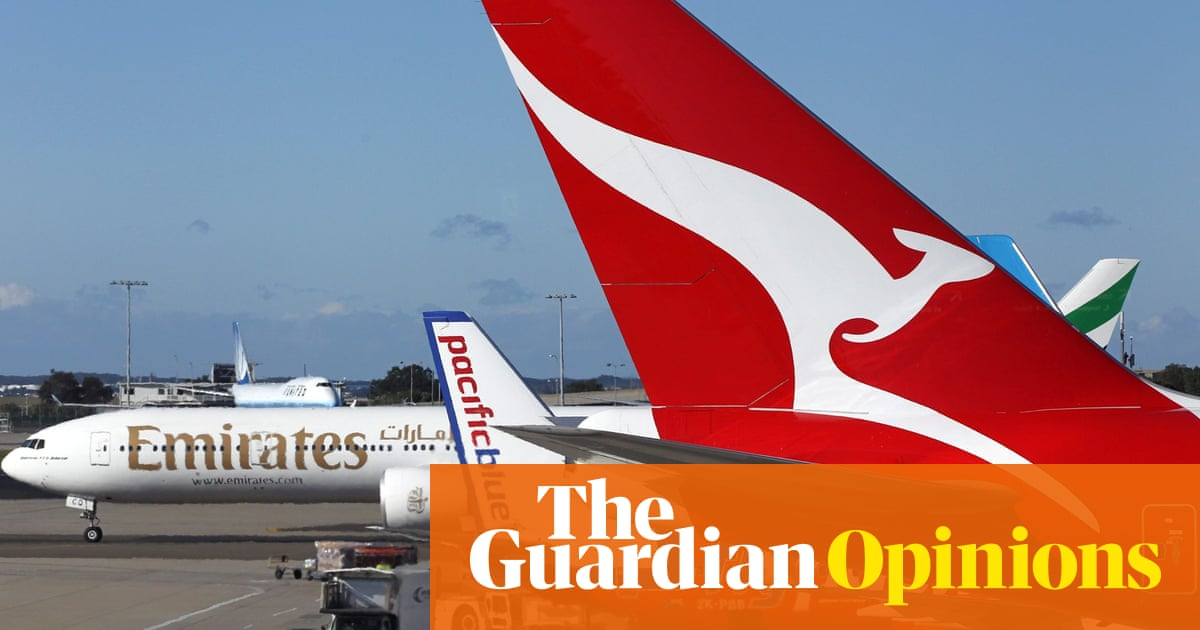 Qantas Posts Record Loss Where Did It Go So Wrong Dom