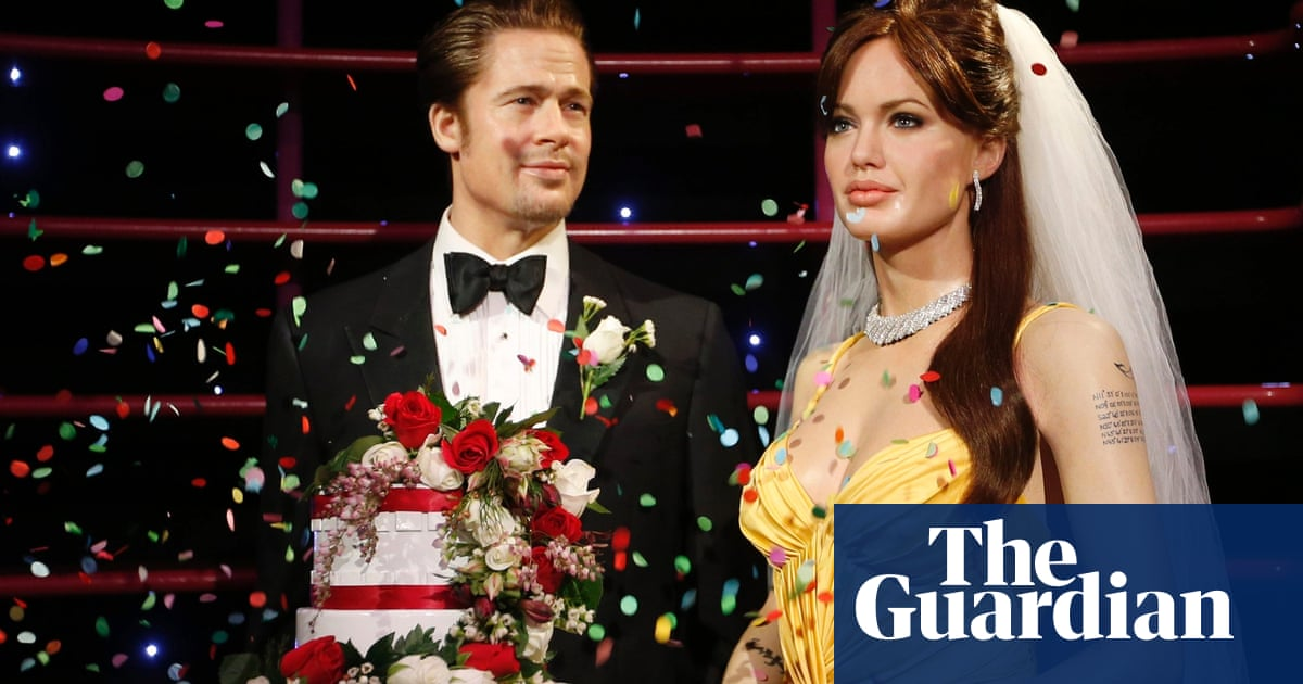 Six Things We Know About Angelina Jolie S Wedding Dress Wedding Dresses The Guardian
