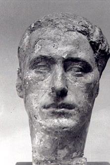 'Bruno Giacometti' 1929 by Giacometti.