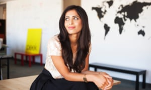 Ruzwana Bashir is the co-founder and CEO of Peek.com.