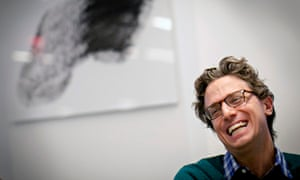 BuzzFeed's founder Jonah Peretti
