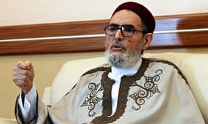 Sheikh Sadik Al-Ghariani