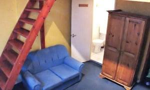 Studio flat in Bayswater