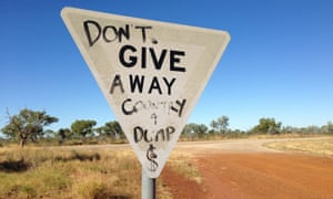 Muckaty nuclear protest