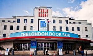 The London Book Fair 2014.