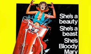 bloody mary movie poster