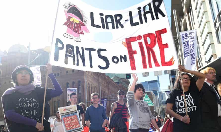 Sydney demo