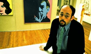 Michael Kustow at the ICA in 1968.