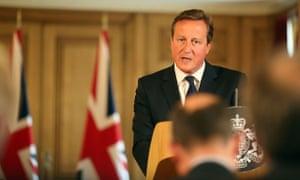 UK terror threat raised