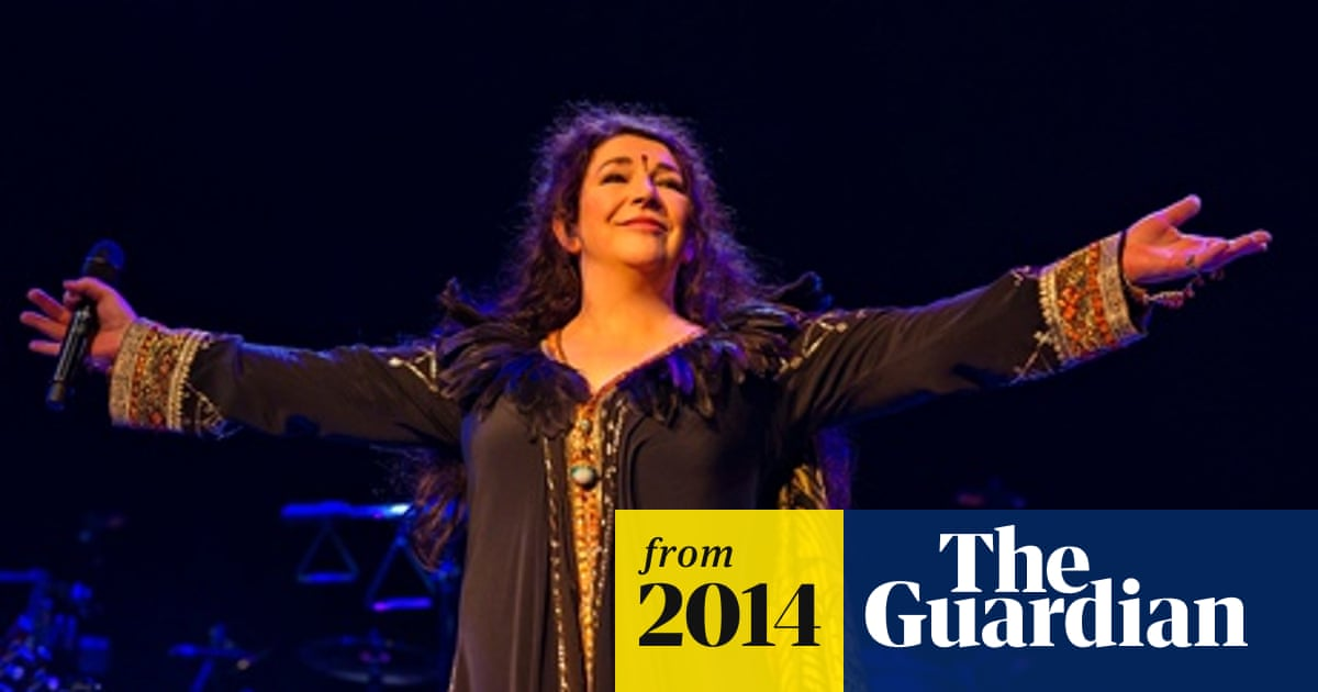 Kate Bush has eight entries in this week's UK Official Albums Chart