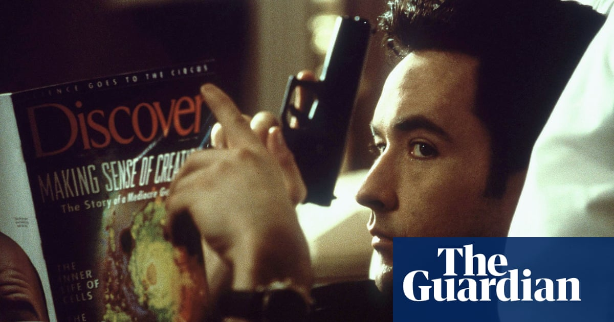 Why I'd like to be … John Cusack in Grosse Pointe Blank