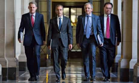 Bank of England former chief economist leaves to join BP