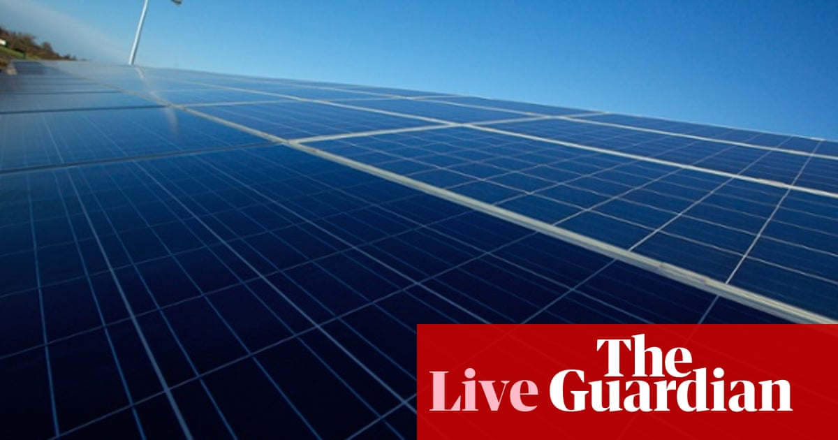 Is fracking greener than solar power and wind turbines
