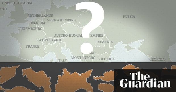 First world war how europe and the middle east changed world news first world war how europe and the middle east changed world news the guardian gumiabroncs Choice Image