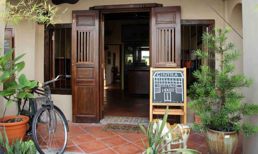 Cintra Heritage House, Penang