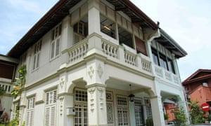 Palanquinn Inn, Penang