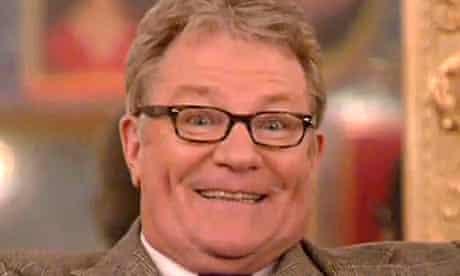Jim Davidson wins Celebrity Big Brother TV show, Jan 2014