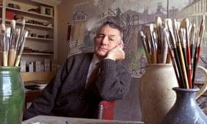 Norman Cornish in 1999.