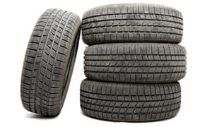 A set of tyres