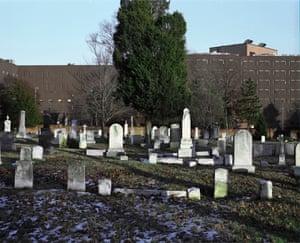 Windows from Prison: graveyard