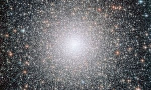 A globular star cluster in the Milky Way