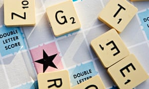 Two-letter words, such as te, are the 'amino acids' of Scrabble