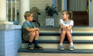 Macaulay Culkin and Anna Chlumsky in the 1991 film My Girl