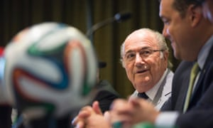 Sepp Blatter, Women's World Cup