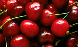 Cherries liven up drinks or dessert – or are great on their own.