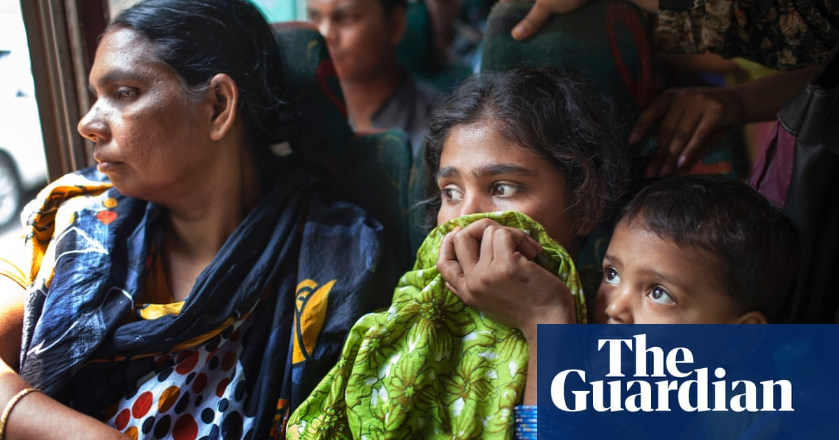 Stranded Pakistanis' living in camps in Bangladesh – in pictures