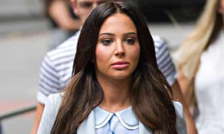 Tulisa Contostavlos targeted as more gullible?