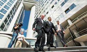 International criminal court, The Hague