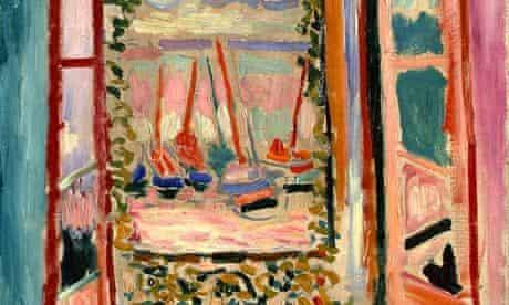 Matisse Open Window Collioure