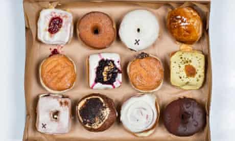 Posh doughnuts.