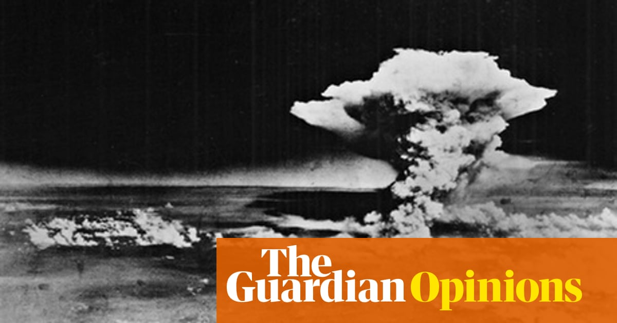 As Hiroshima Day dawns, why are we still tempting nuclear fate