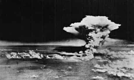 HIROSHIMA A-BOMB BLAST
