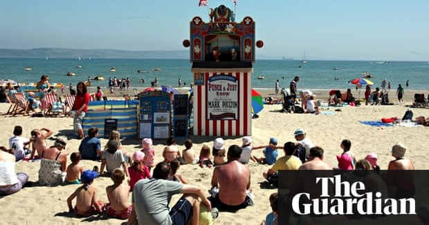 Best and worst of the british seaside holiday life and for Family motors va beach