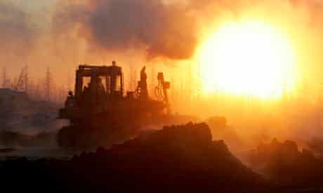 Rosneft's Vankor oil field in Siberia