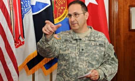 Major General Harold Greene