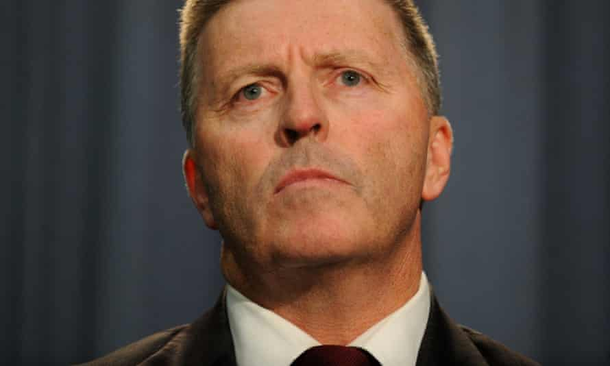 Former NSW Police Minister Michael Gallacher