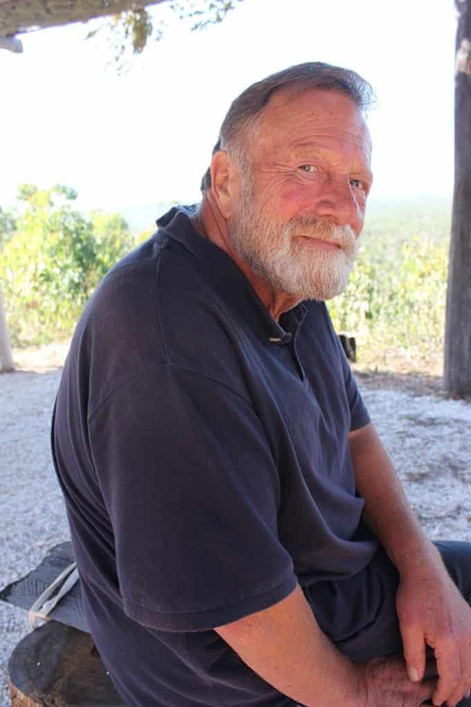 Jack Thompson at Garma 2014