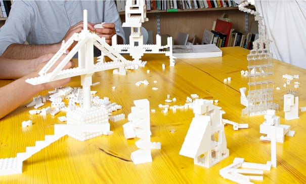 Could Lego Architecture Studio actually be useful for architects