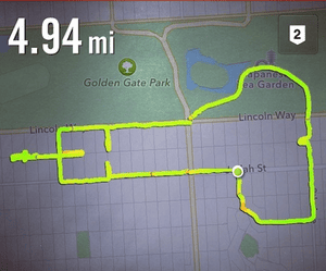 Runner uses Nike+ app to draw es | Technology | The ... on it's map, get map, india map, gw map, art that is a map, co map, would map, heart map, oh map, personal systems map, future earth changes map, wo map, nz map, first map, find map, tv map, bing map, no map, can map, ai map,
