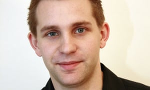 Undated Europe-V-Facebook.org handout photo of Max Schrems.