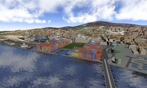 Sustainable City Visualisation Tool