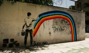 Council removes Banksy artwork after complaints of racism
